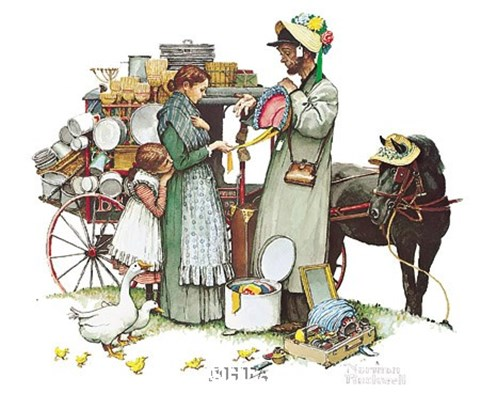 Image of Country Peddler